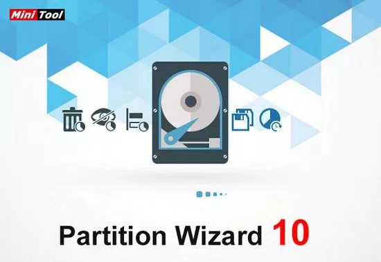 Phần mềm Minitool Partition Wizard